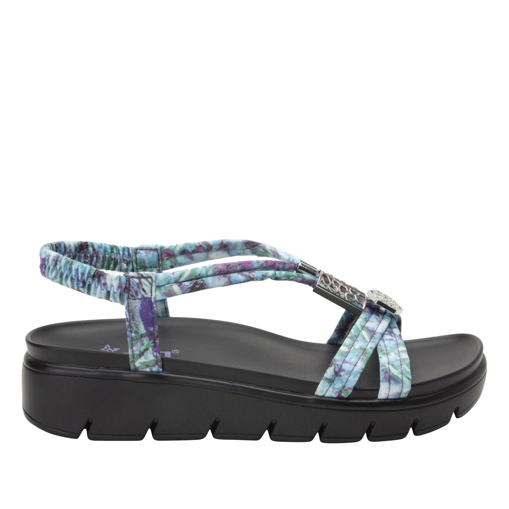 Roz Itchycoo Purple t-strap sandal with vegan uppers and decorative hardware - ROZ-7767_S2
