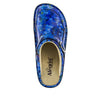 Seville Honeycomb Blues Clog - Alegria Shoes - 5