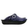 Seville Tetrus Blue Clog - Alegria Shoes - 2