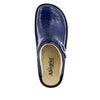 Seville Tetrus Blue Clog - Alegria Shoes - 4