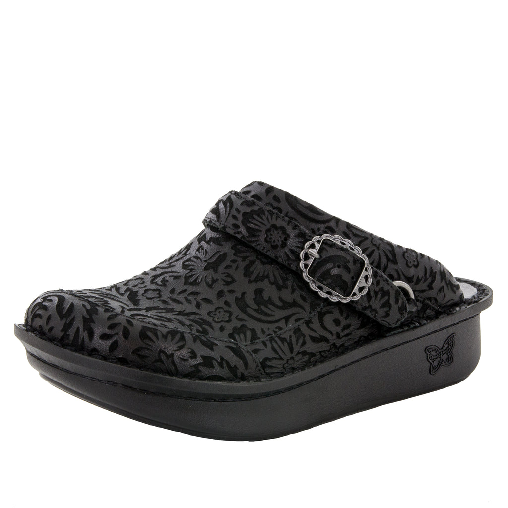 Seville Minted Clog on Classic Rocker - SEV-749_S1