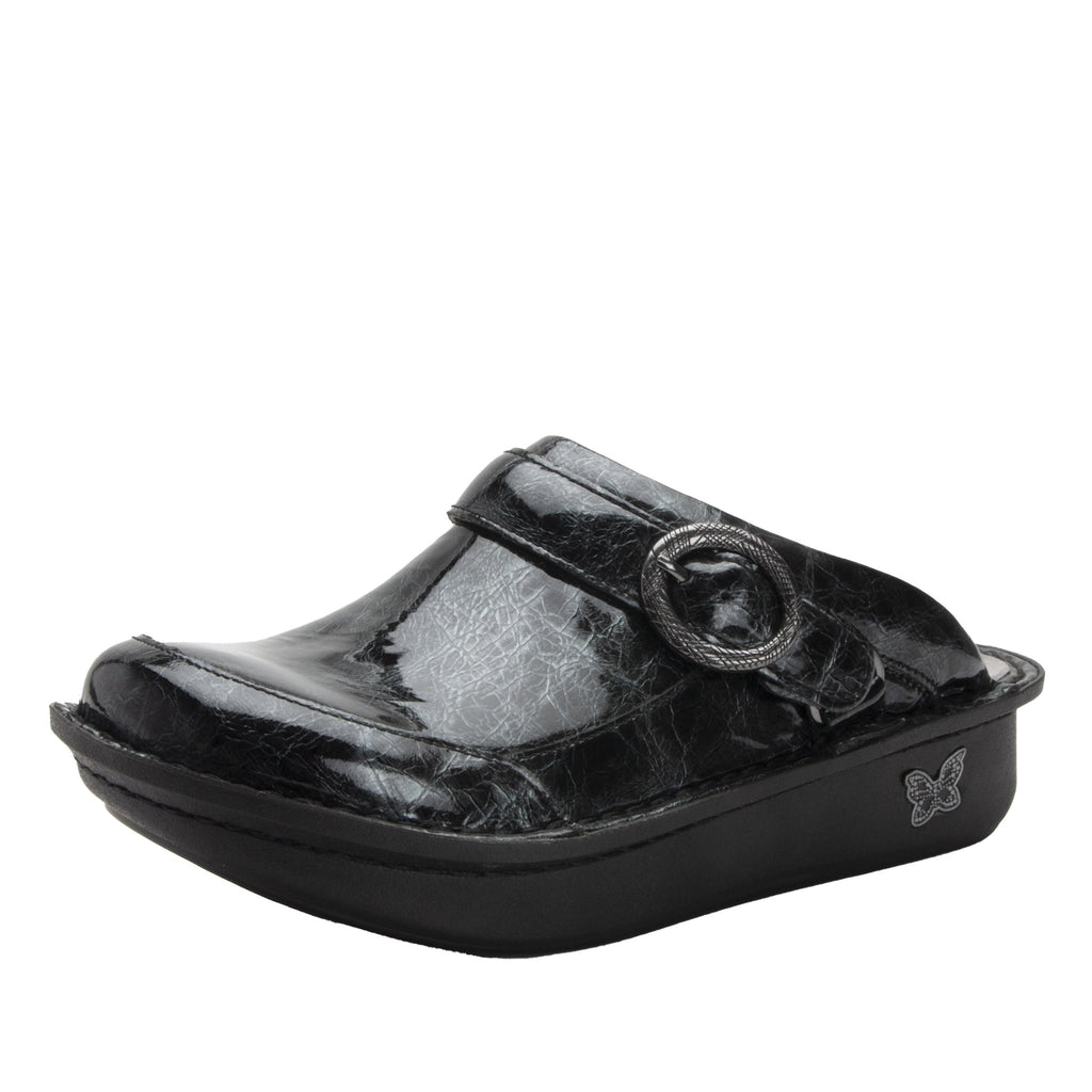Seville Mantle Clog with versatile swivel strap on Classic Rocker - SEV-7713_S1