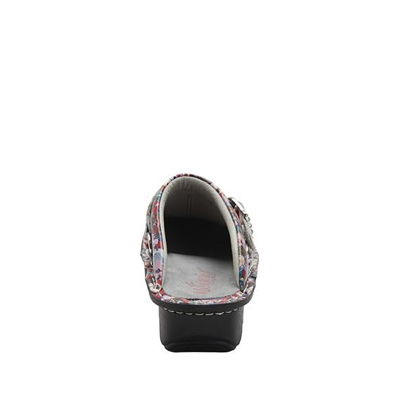 Seville Pretty Vague Clog with versatile swivel strap on Classic Rocker - SEV-7816_S3
