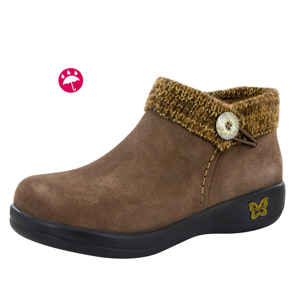 Sitka Choco Gold Water Resistant Boot - Alegria Shoes - 1