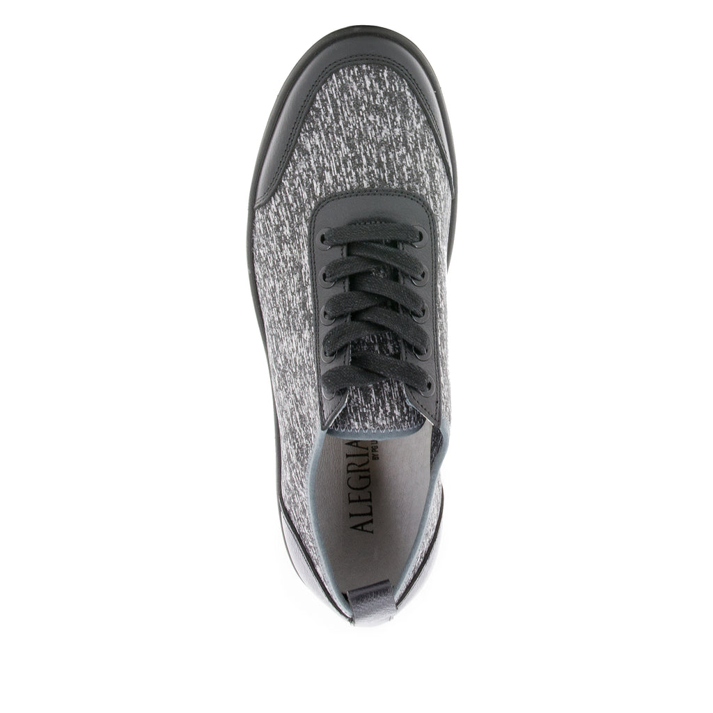 Alegria Men's Stretcher Grey Multi Shoe (512243564598)