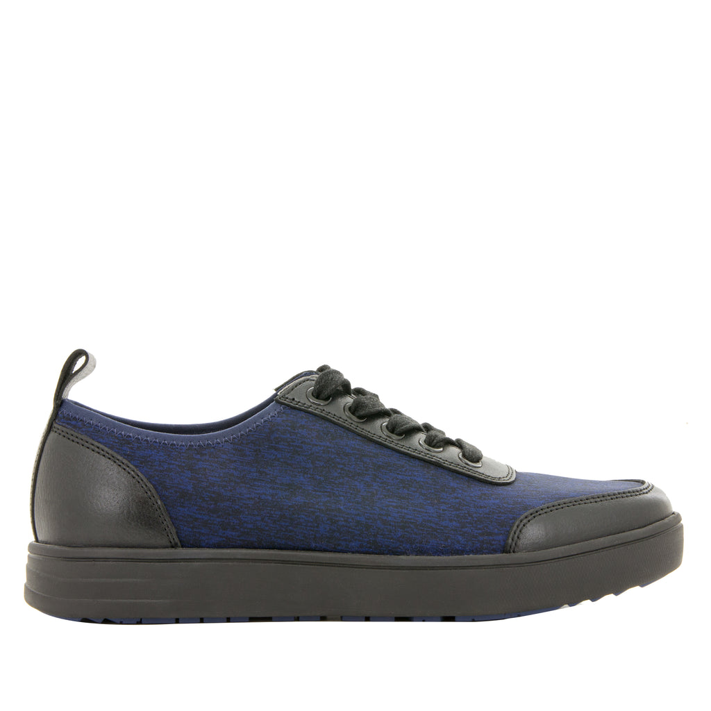 Alegria Men's Stretcher Electric Blue Shoe