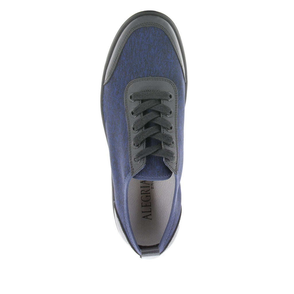 Alegria Men's Stretcher Electric Blue Shoe (512243597366)