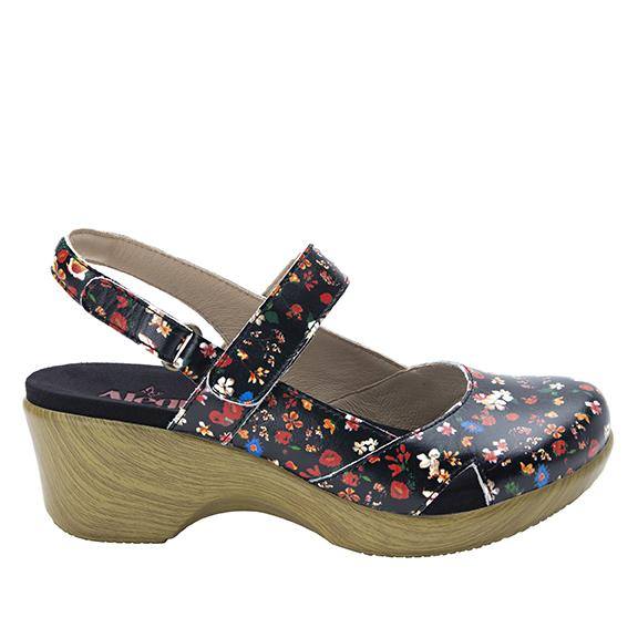 Tarah Kindred slingback maryjane on comfort wedge outsole - ALG-TAR-7804_S2