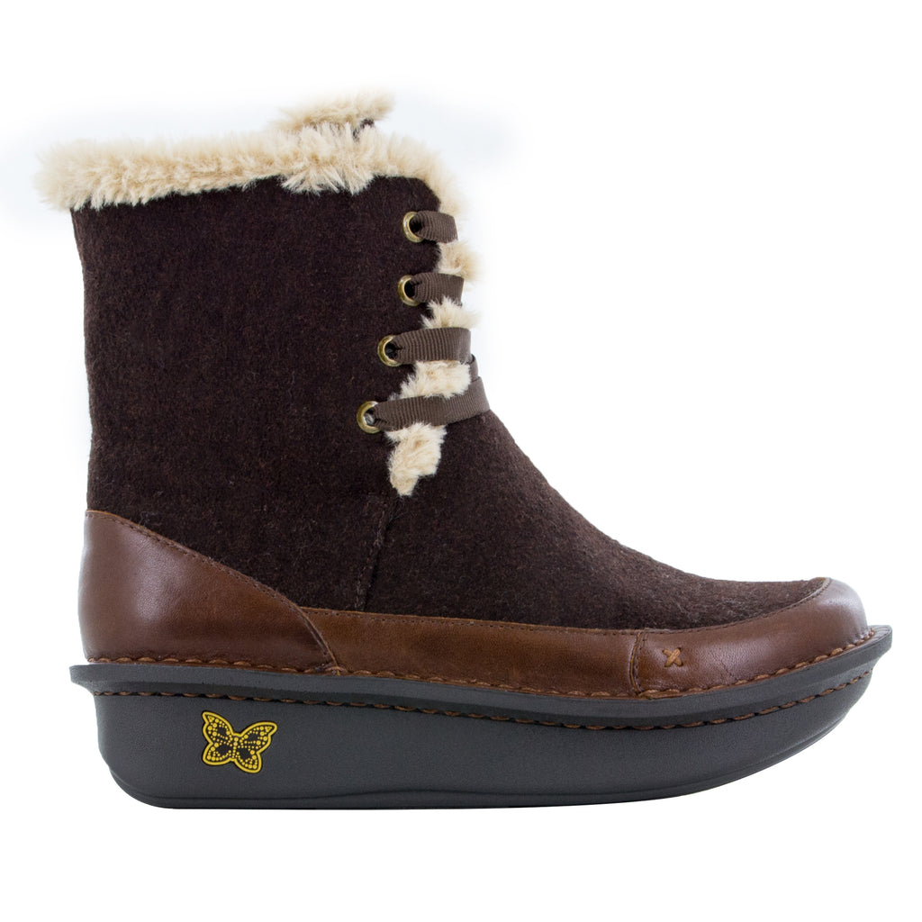 Twisp Hazelnut Wool Boot