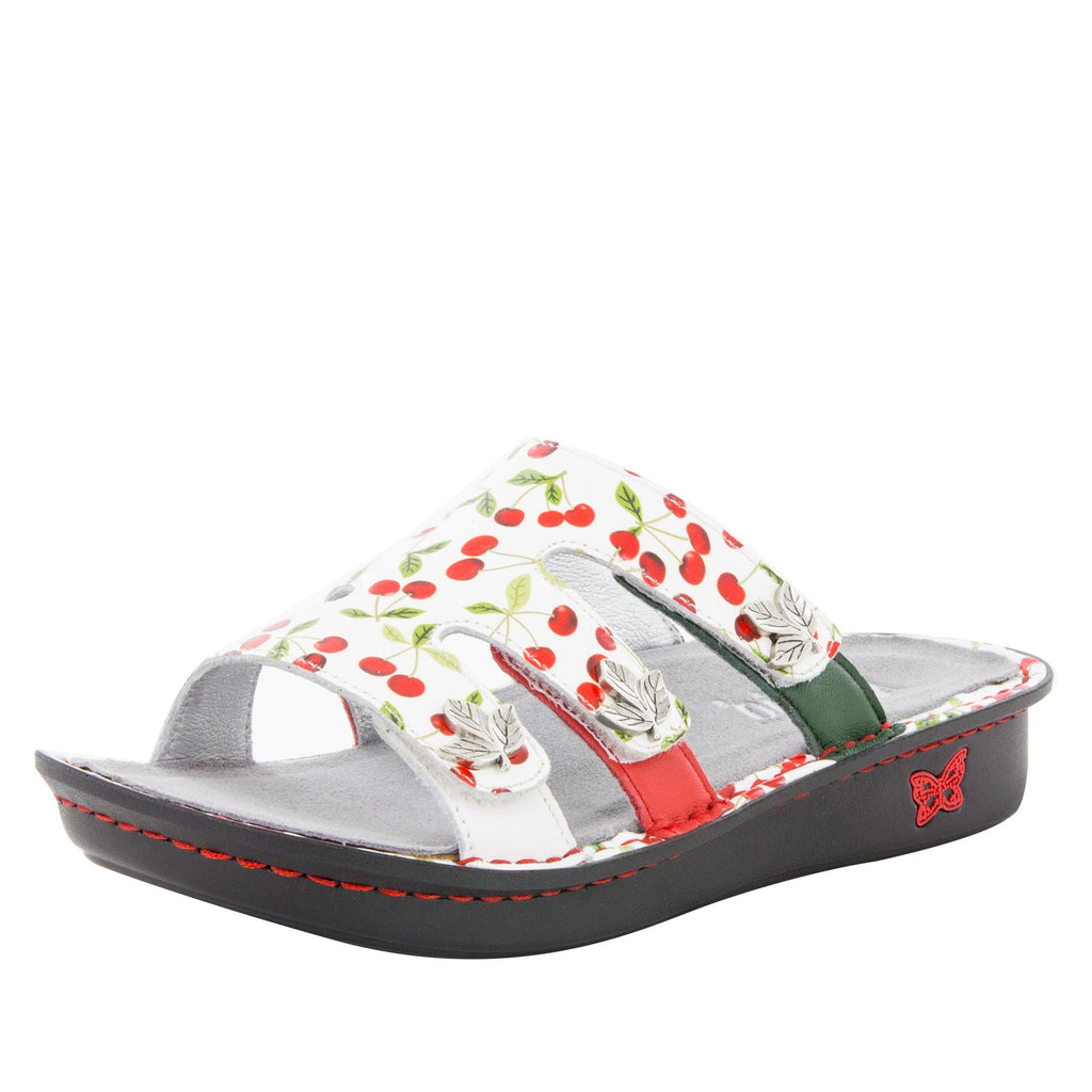 Venice Cherry Pick Sandal
