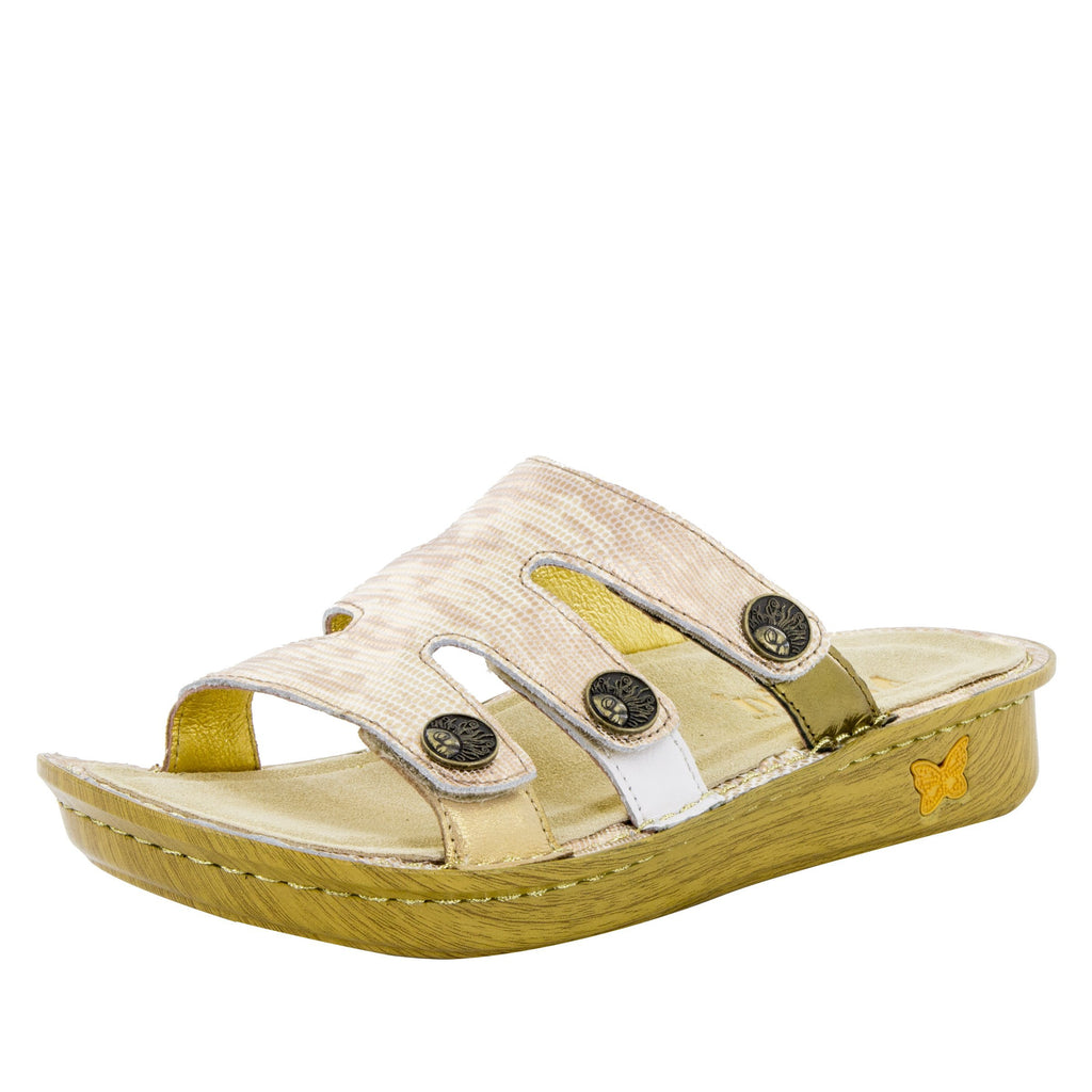 Venice Gold Your Own Way Sandal (504206229558)