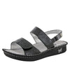 Verona Yeehaw Black Sandal - Alegria Shoes - 1