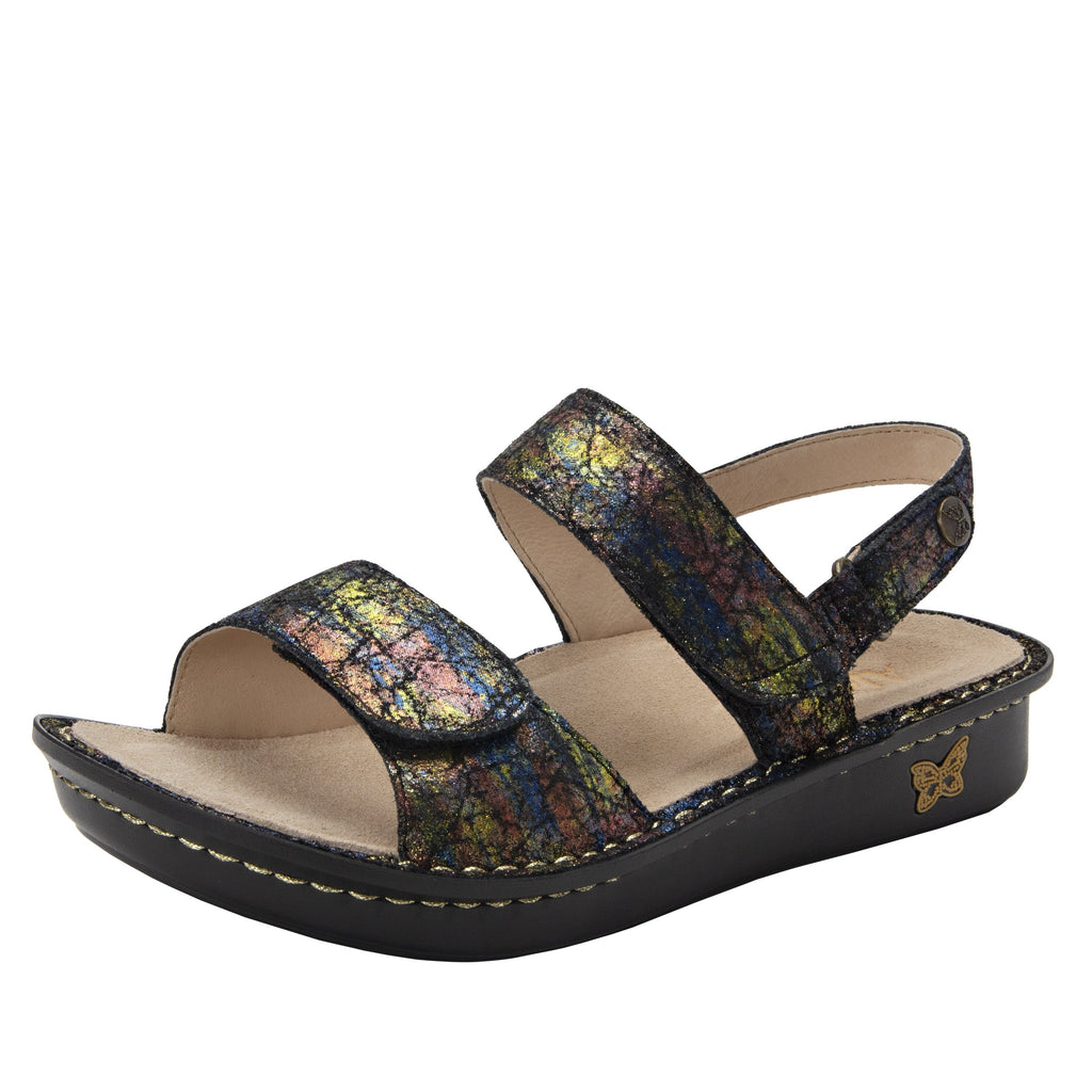 Verona Sierra slingback sandal with three hook and loop adjustable straps on mini outsole - VER-776_S1 (1955304865846)