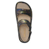 Verona Sierra slingback sandal with three hook and loop adjustable straps on mini outsole - VER-776_S4