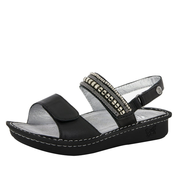 Verona Coal Chain Gang Sandal