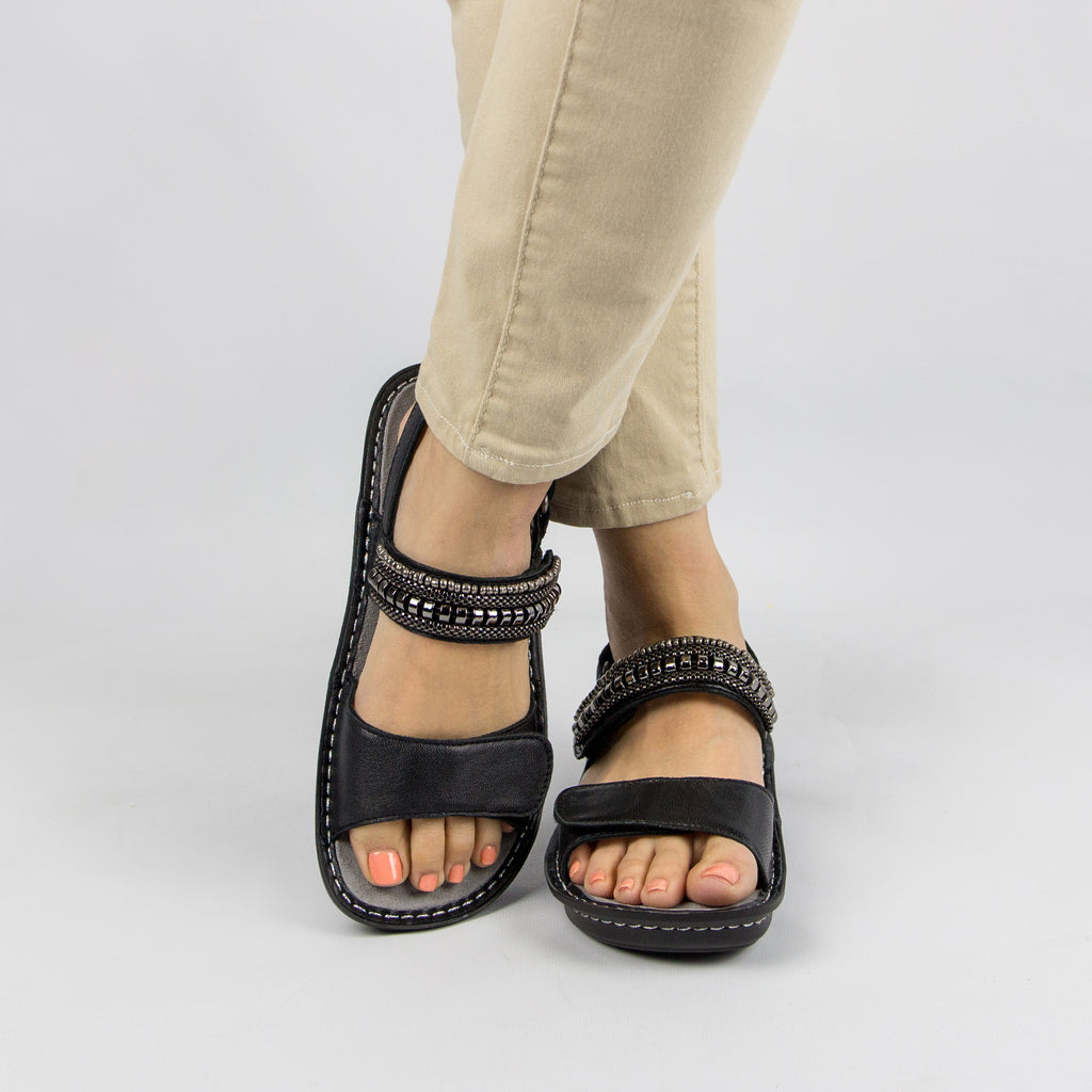 Verona Coal Chain Gang Sandal (9155856397)