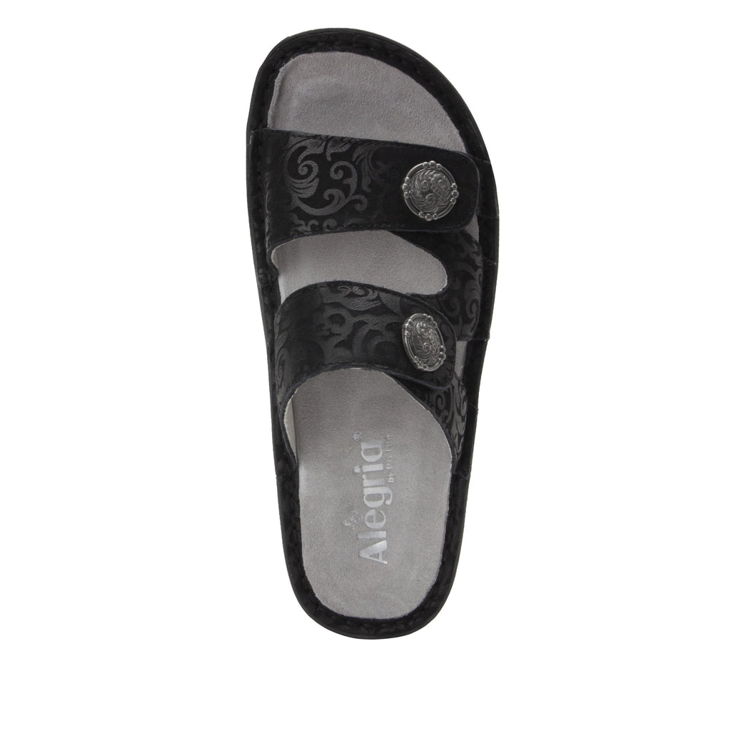 Violette Ivy slide sandal with cutout design on mini outsole - VIO-7715_S4