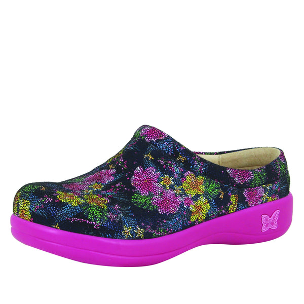 Kayla Professional Lei Clog, with stain-resistant upper - KAY-884_S1