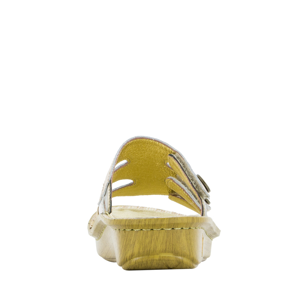 Venice Gold Your Own Way Sandal