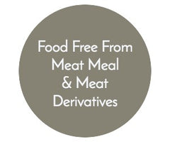 Food Free From Meat Meal