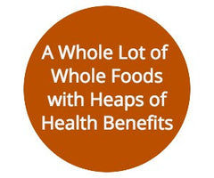Whole Food with heaps of health benefits
