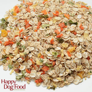Hearty & Healthy Express, Happy Dog Food