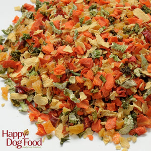 Vitality Grain Free, Happy Dog Food