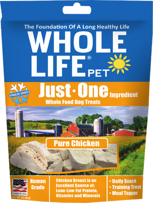 Whole Life Chicken Treats