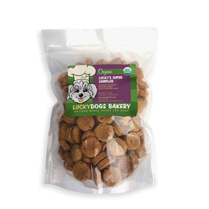 Organic Super Sampler Dog Treats