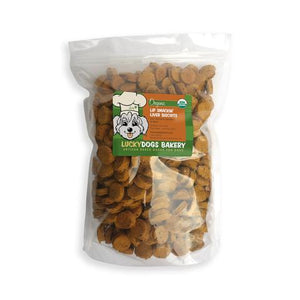 Organic Liver Dog Treats