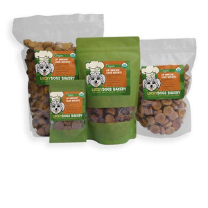 Lucky's Lip Smackin' Liver Biscuits - Happy Dog Food