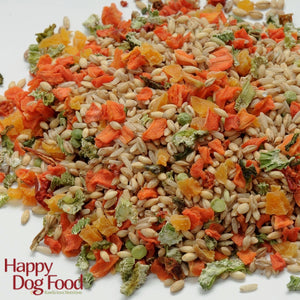 Natural Dog Food Samples - Happy Dog Food