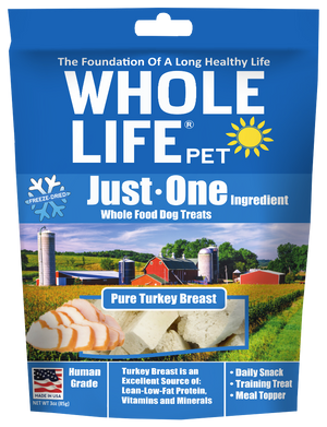 Whole Life Turkey Treats