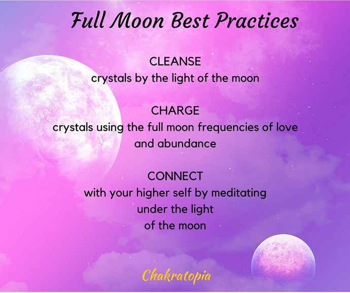 Full Moon Best Practices April 2016