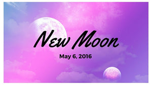New Moon Message For You!