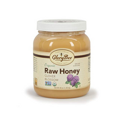 Glorybee Raw Organic Unfiltered Honey