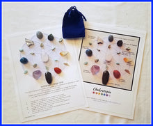 Custom Crystal Grid Kit:  Archangel Energy