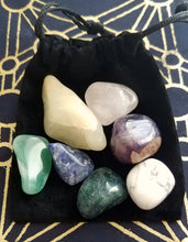 Stress Relief in a Troubled World Crystal Empowerment Pack