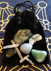 Archangel Raphael Crystal Empowerment Pack