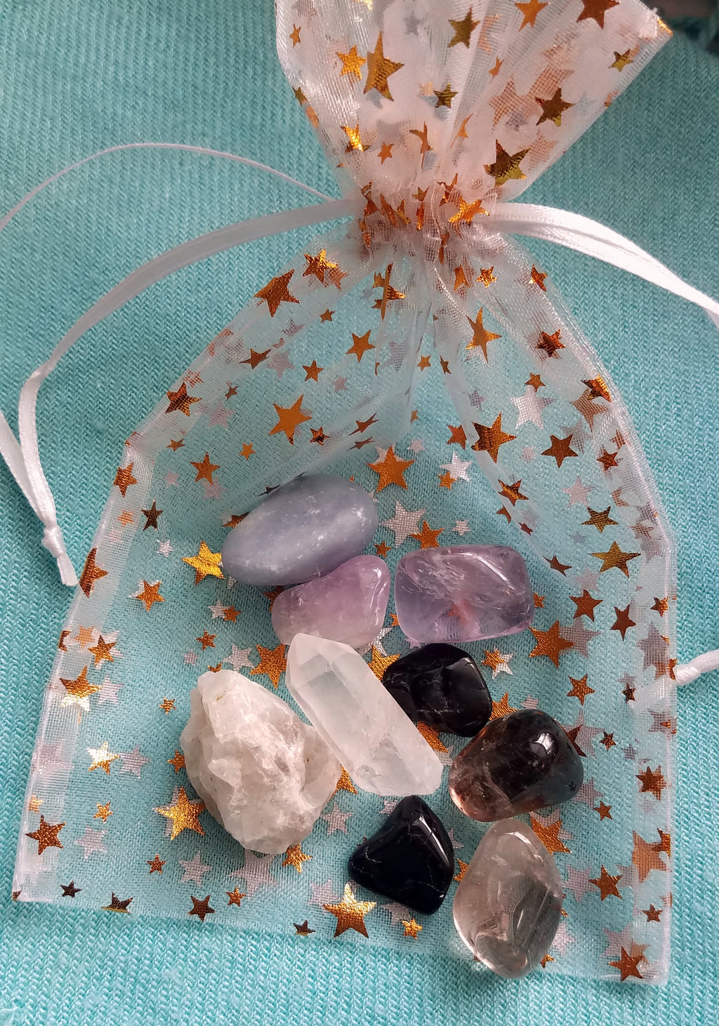 Crystal Power Pack:  Sleep Well!