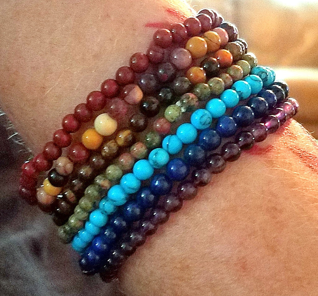 Chakra Bracelet Collection