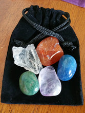 Crystal Power Pack: Creativity Booster!
