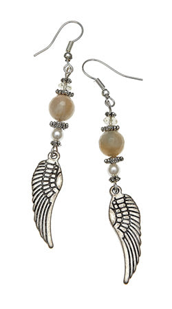 Archangel Gabriel Earrings