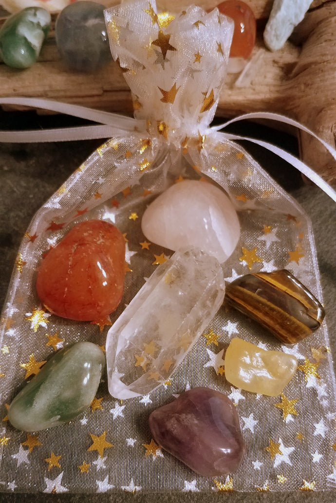 Libra Crystal Power Pack