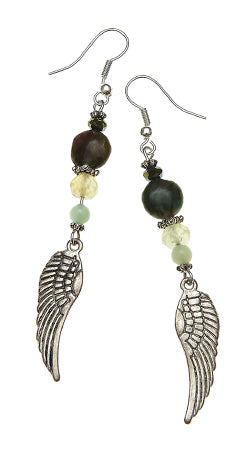 Archangel Raphael  Earrings