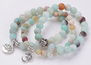 Amazonite Set of 3 Bracelets