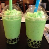 Honeydew cream flavored powders (2.2 lbs bag) for Bubble Tea Drinks