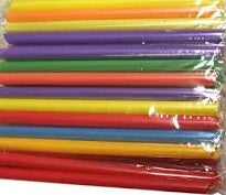 Fat Drinking Straws by the CASE