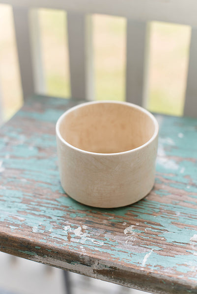 Crackled Ramekin