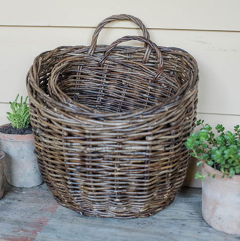 Willow Basket Set